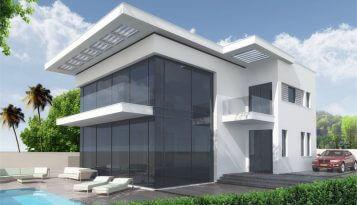 אדריכלות-וילה-באשדוד