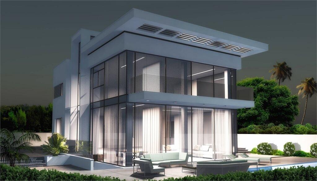 אדריכלות-וילה-ועיצוב-פנים-באשדוד