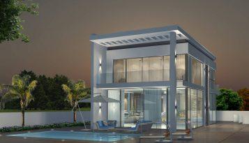 קינן אדריכלים עבודת אדריכלות של בית פרטי במרכז