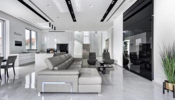 עיצוב בית פרטי ברחובות