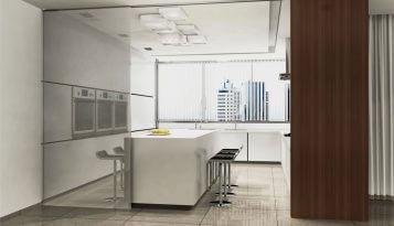 פרויקטים-בליווי-אישי-עיצוב-מטבח-במגדל-מגורים-בתל-אביב-1024x615