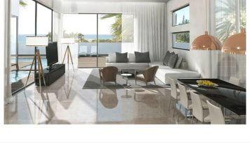 אדריכלות ועיצוב פנים בתוך בית חלומות במושב מול הים