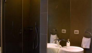 עיצוב בית יוקרתי בשוהם מקלחת
