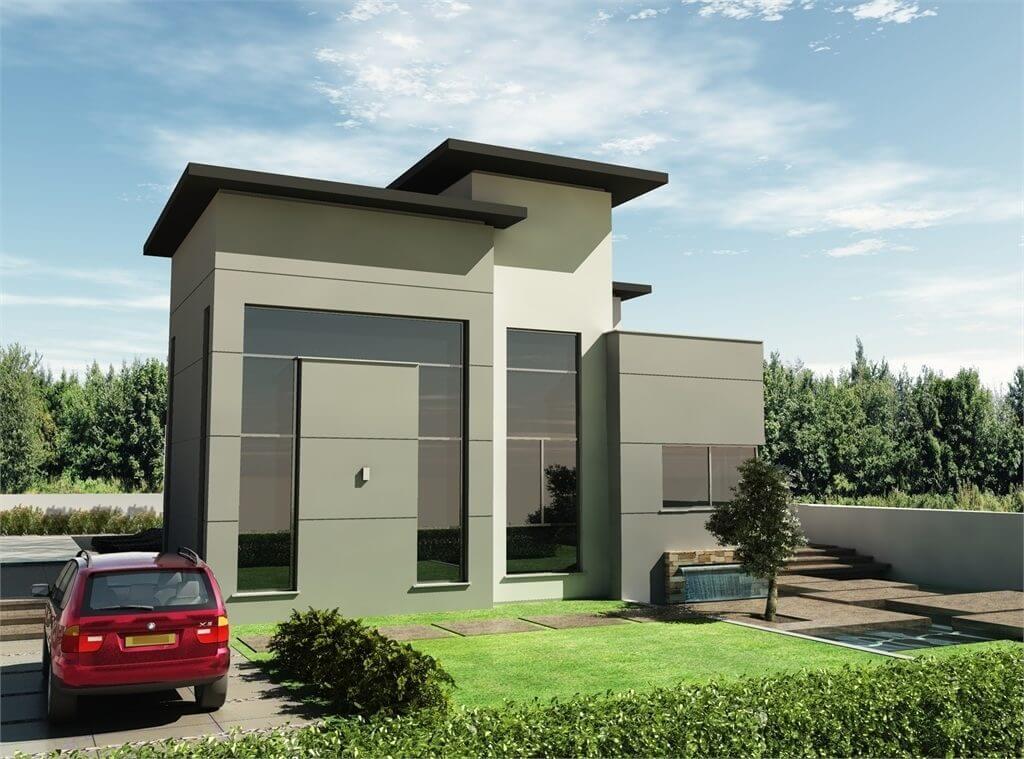 12122עיצוב בתים מפוארים קרן