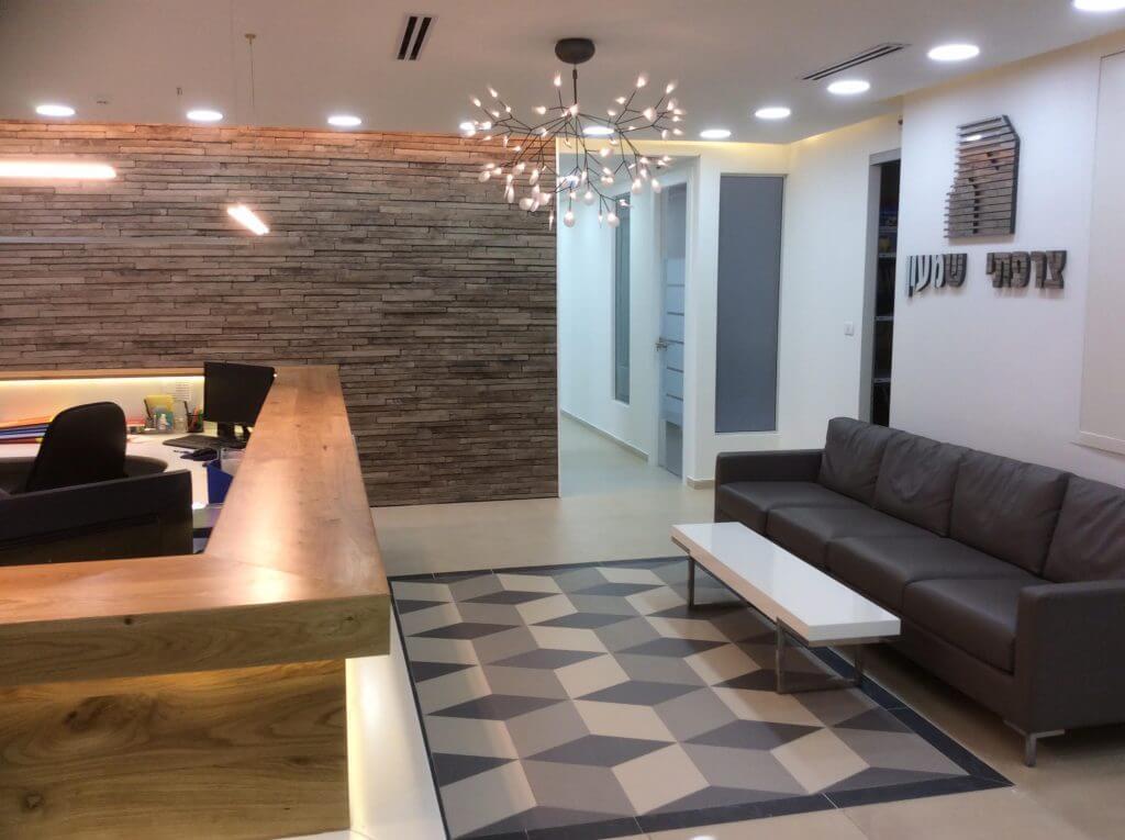 עיצוב משרדים - קינן אדריכלים