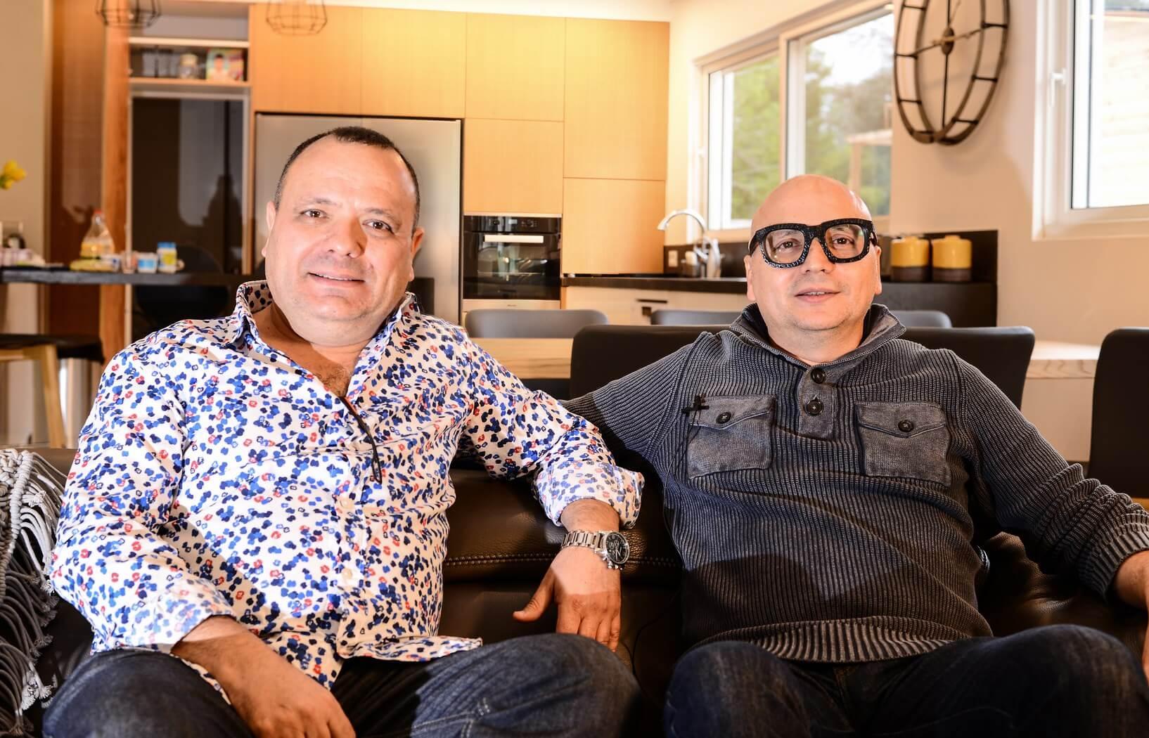 מקס ואלי קינן אדריכלות ועיצוב פנים- ארונות הרדור