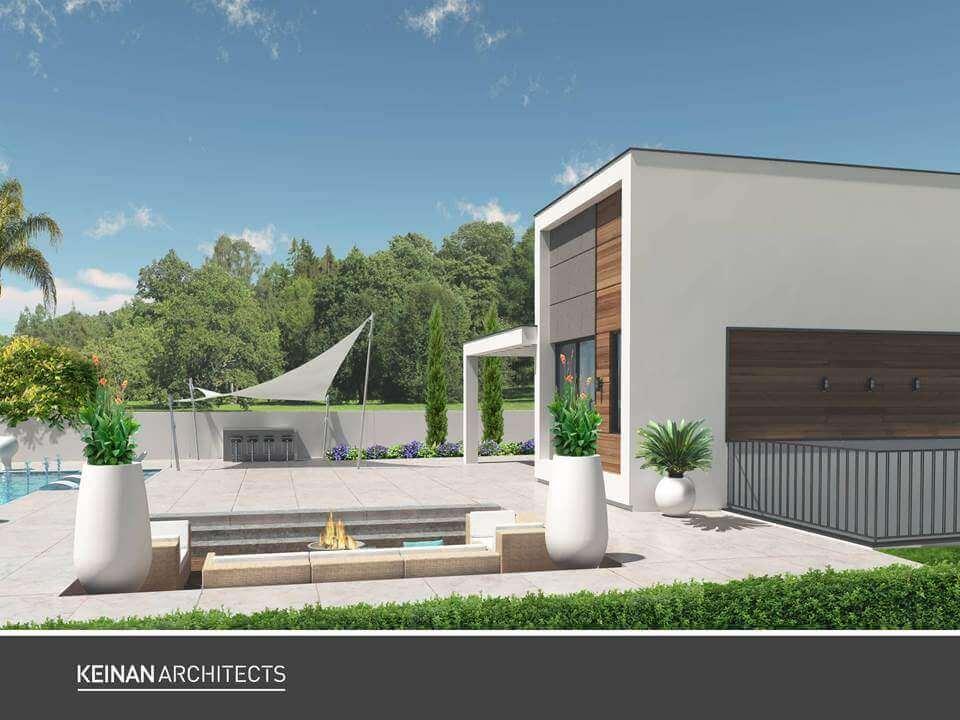 וילה מודרנית בסביון קינן אדריכלים