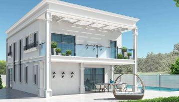 וילה קלאסית בסביון בעיצוב קינן אדריכלות