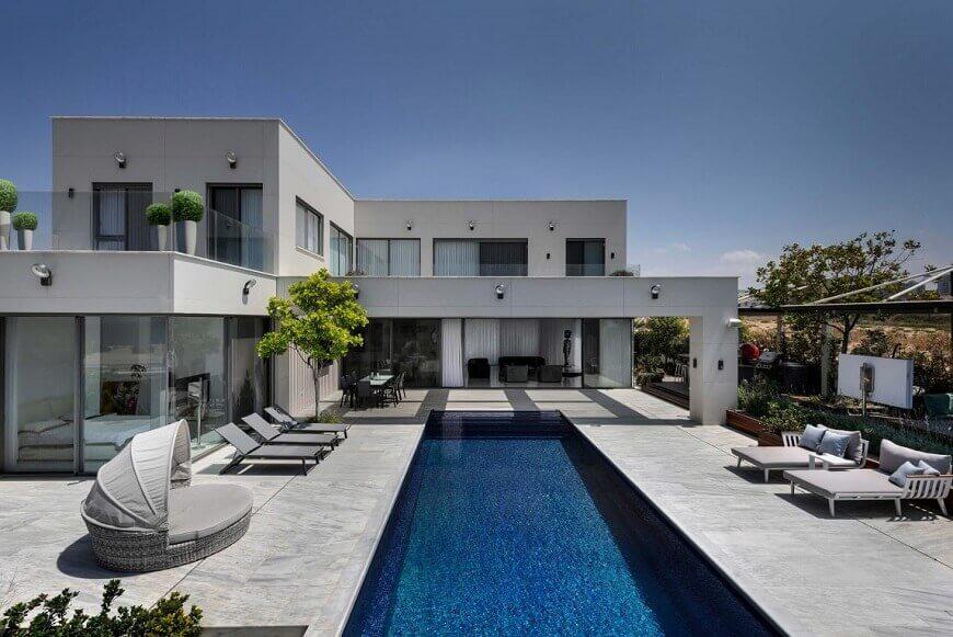 אדריכלות מערבית מודרנית 2019 עם קינן אדריכלות ועיצוב פנים