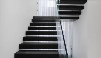 מדרגות מרחפות - קינן אדריכלים