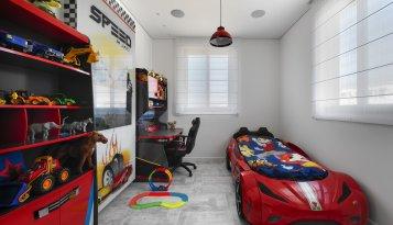 עיצוב חדרי ילדים - קינן אדריכלים