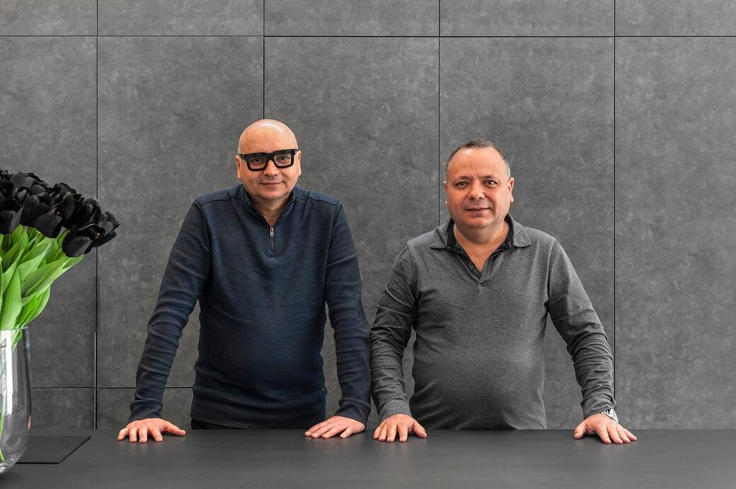 אלי קינן ומקס קינן - אדריכלים