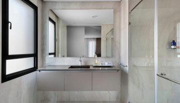 חדר רחצה מעוצב קינן אדריכלות ועיצוב פנים