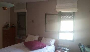 חדר שינה מעוצב ססגוני קינן אדריכלות ועיצוב פנים