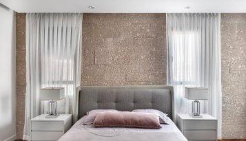 עיצוב חדר שינה קינן אדריכלות ועיצוב פנים