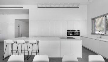 עיצוב על טהרת הלבן קינן אדריכלות