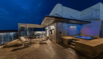 אדריכלות ועיצוב למבנה פרטי בירושלים