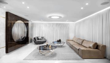אדריכלות ועיצוב פנים עבור משפחה בירושלים