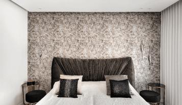 עיצוב פנים לחדר שינה - קינן אדריכלים