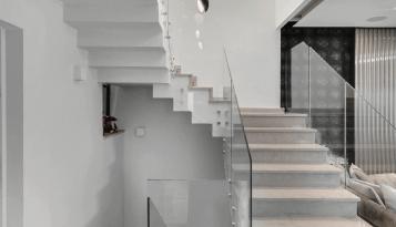 עיצוב פנים - עיצוב מדרגות