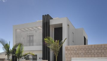 בית בסגנון מודרני בנתניה
