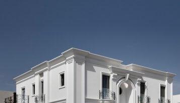 פרוייקט אדריכלות בקיסריה