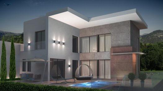 פרויקט אדריכלות - יקנעם