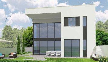 משרד אדריכלים - פרויקט גן יבנה