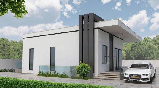 פרויקט אדריכלות אשקלון