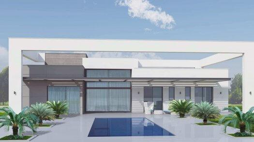 אדריכלות - נחלה בבית אלעזרי