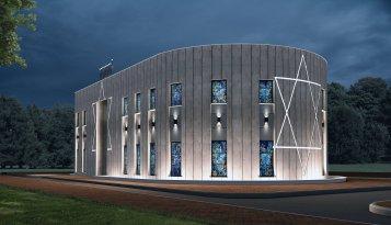 אדריכלות בית כנסת באשקלון