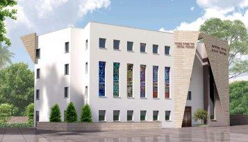 אדריכלים - בית כנסת באשדוד