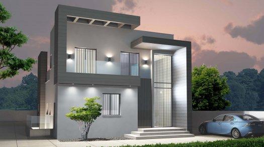 אדריכלות - שדרות