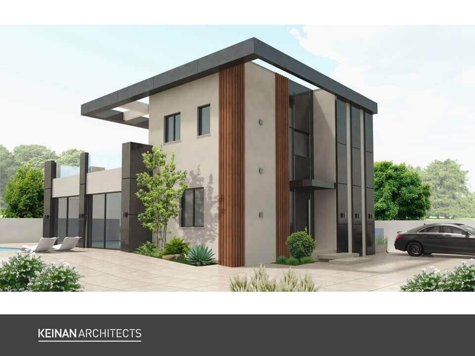 משרד אדריכלים - פרויקט גני יוחנן